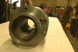 CNC milling turning services reverse engineering steel